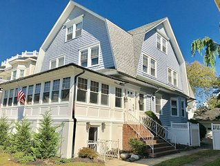 Amazing Family friendly Ventnor Rental 1 Block From Beach/Boardwalk