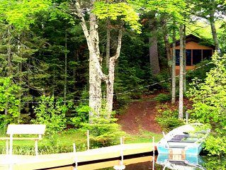 June Special -  Beautiful Four-Season Getaway in the Heart of the Northwood