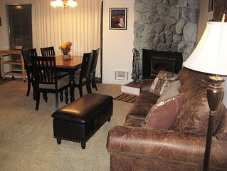 Nice Rental in a Great Location - Flat Screens, Wi-Fi and a King Size Bed!