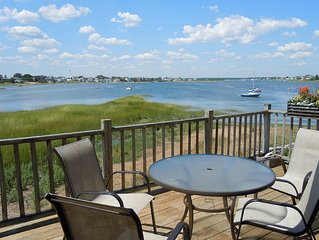 Picturesque Beach Cottage. Spectacular Basin Front Views! Steps From The Beach