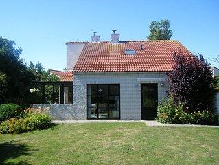 Ren. Comfort House (435) in De Krim, 2 bathrooms, quiet location, large garden