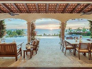 Amazing Oceanview 5 Bedroom Villa Infiniti Pool - Casa Loma
