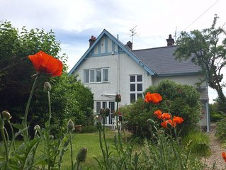 The perfect seaside home on the cliff in Kingsdown
