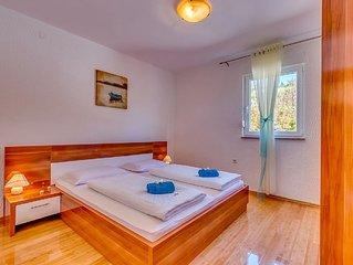 Appartment mit Dusche und Meerblick 2 Schlafzimmer - Vila Oleander