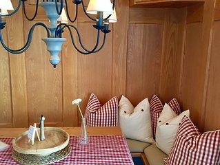 Deluxe-Landhaus Apartment mit 2 Schlafzimmern, Kaprun-Furth, Chalet-Style