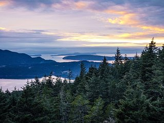 Enjoy Breathtaking Views at Chateau Nighthawk on Orcas Island