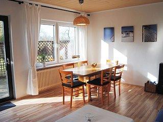 Ferienwohnung-Annemaries Nordseehaus direkt am Deich