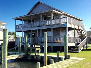Soundfront Property With Gorgeous Sunsets And Easy Access For Water Sports!!