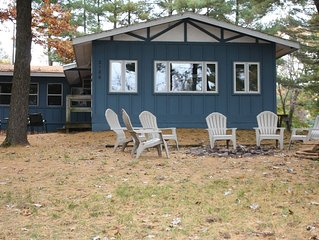 Castle Rock Lake Cabin  Lake View- Close To Wisconsin Dells- Peaceful Retreat