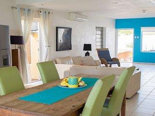 Savaneta Beach House + Private Swimming Pool
