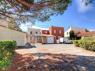 Vacation home Les Villas de l'Aygual  in Saint Cyprien, Pyrenees - Orientales -