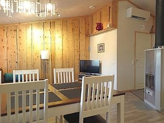 Vacation home Aarre b  in Inari, Lappi - 6 persons, 2 bedrooms