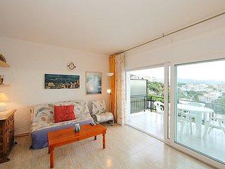 Apartment Les Oranetas  in Llanca, Costa Brava - 4 persons, 1 bedroom