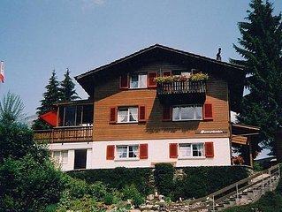 Apartment Sonnenboden  in Engelberg, Central Switzerland - 3 persons, 1 bedroom