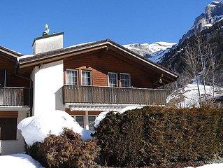 Apartment Casa Milu  in Engelberg, Central Switzerland - 6 persons, 3 bedrooms