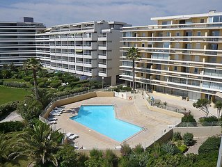Apartment Copacabana  in Canet - Plage, Pyrenees - Orientales - 4 persons, 1 be