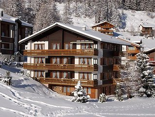 Apartment Amedee (048D04)  in Saas - Fee, Valais - 2 persons, 1 bedroom