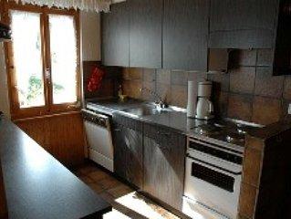 Ferienwohnung Ferienwohnung Casa Palius Stahl Brigels  in Breil, Surselva - 4 Pe