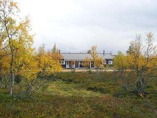 Ferienhaus Urupään maja b  in Inari, Lappland - 6 Personen, 3 Schlafzimmer