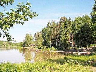 Ferienhaus Punatulkku, seeteri  in Somero, Varsinais - Suomi Satakunta - 7 Perso