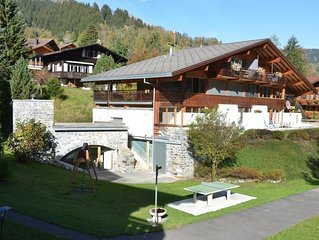 Apartment FSG02  in Grindelwald, Bernese Oberland - 6 persons, 2 bedrooms
