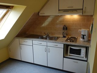 Apartment Residence jaune et rose  in Marckolsheim, Alsace - 4 persons, 1 bedro
