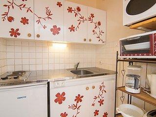 Apartment Lunik Orion  in Le Corbier, Savoie - Haute Savoie - 4 persons, 1 bedr