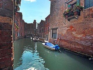 Ferienwohnung Sotoportego Venier  in Venedig, Venetien - 4 Personen, 2 Schlafzim