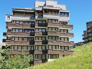 Apartment Le Bollin  in Tignes, Savoie - Haute Savoie - 4 persons, 1 bedroom