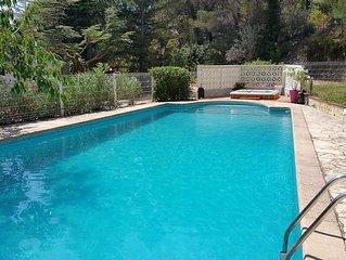 Apartment auriol cassis Area / aix / Aubagne / Marseille. rest leisure pool