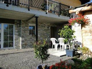 Apartment Casa Acazia  in Breil, Surselva - 5 persons, 2 bedrooms