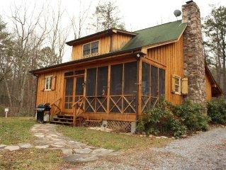 Heavenly Haven Cabin at Craig Creek