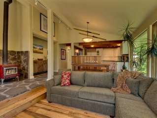 Squaw Valley Sweetness -- 3 bed/2 bath