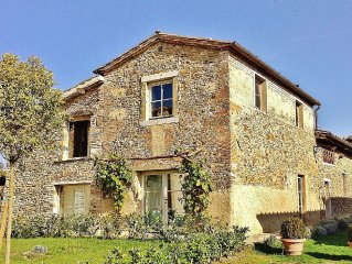 Apartment in Anghiari with 3 bedrooms sleeps 6