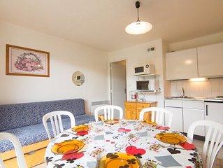 Apartment Vostok Zodiaque  in Le Corbier, Savoie - Haute Savoie - 6 persons, 2