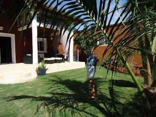 Trés jolie villa dans domaine de standing
