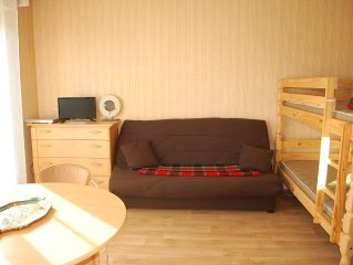 concarneau- Bretagne- Studio - 4 people very close to the port and bright