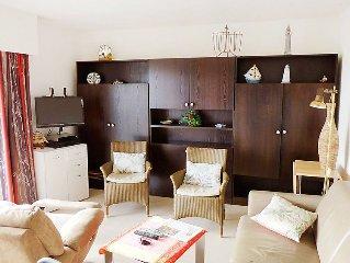 Apartment Klif B  in De Panne, Coast - 6 persons, 2 bedrooms