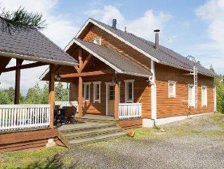 Ferienhaus Villa maakotka  in Sauvo, Varsinais - Suomi Satakunta - 8 Personen, 3