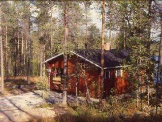 Vacation home Viipusjarvi 10  in Kuusamo, Pohjois - Pohjanmaa Kainuu - 6 person
