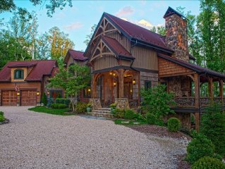 Homestead Lodge-Mountain Luxury at its Finest - Homestead Lodge at Eagles Nest