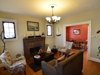 Charming Home In Presidents Hill Area near to the Historic District