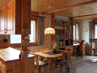 Ferienwohnung Ferienwohnung Chasa Crusch 117  in Ardez, Engadin - 4 Personen, 1