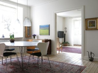 City Apartment in Frederiksberg with 2 bedrooms sleeps 3