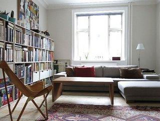 City Apartment in Kopenhagen mit 4 Schlafzimmern 6 Schlafplatzen