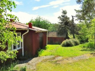 Vacation home Lysekil  in Lysekil, Bohuslan and Vastra Gotaland - 5 persons, 2