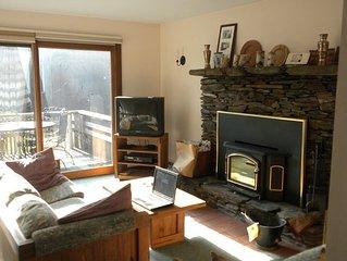 Three Bedroom Vermont Condo Close To Mad River And Sugar Bush Ski Areas