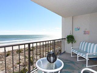 Station One - 4C DiRosa - Oceanfront condo with community pool, tennis, beach