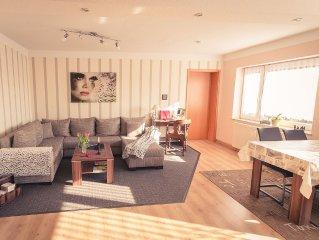 Sonniges 4-Sterne-Ferienhaus in Stralsund, am Tor zur Insel Rugen