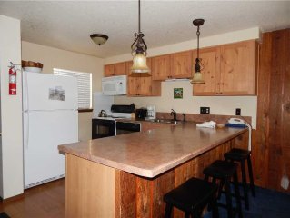 Home Away From Home, Ideally Located Three Bedroom Two Bathroom Condo in Winter